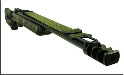 Flimmerband  DELUXE-LANG B=40mm, L= ca. 55-68cm Schwarz