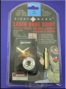 Sight-Mark Justier Laser-Patrone Kal. .308 Win, 243 Win bis 8mm Mauser