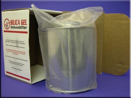 SILICA GEL + Indikator Dehumidifier