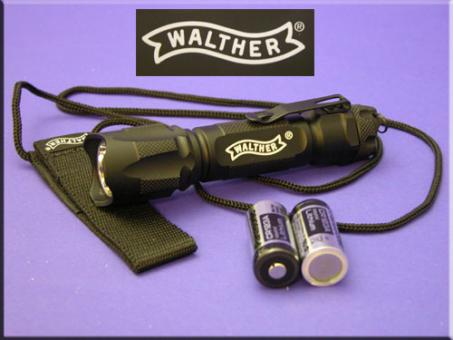 Walther RBL800 Tactical LUXEON LED Hochleistungslampe 176 Lumen