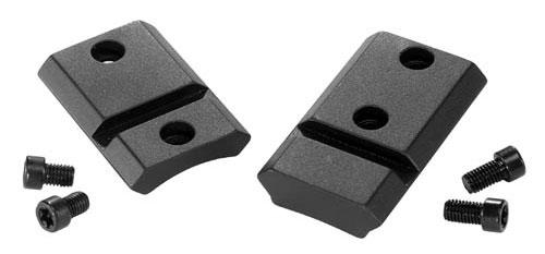 WARNE 2-Teilige Stahl Weaverstyle-Basen für System HOWA 1500 SA/LA Stahl