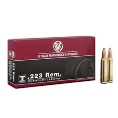 RWS .223 Rem. TLM 55 grs.
