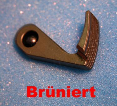 Extendet Cylinder Release-Longslide für S&W Revolver STAINLESS /BRÜNIERT ODER SATINIERT Schwarz brüniert