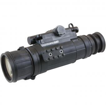 Nachtsicht Vorsatzgerät Eurohunt Nightspotter MR 2.0 High-Resolution Gen 2+ grün mit BKA Bescheid Nachtsichtgerät