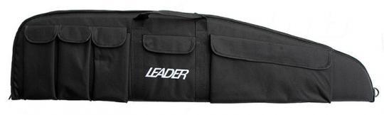 """Leader Tactical Gun-Case """"Swat-Black"""" rund 135 x 28cm"""
